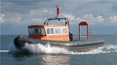 Swanage Diver Boat Charters, Divers Down